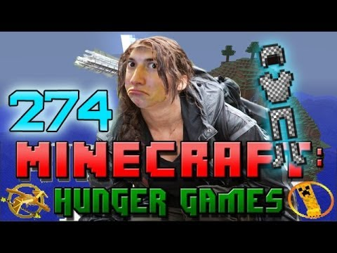 Minecraft: Hunger Games w/Mitch! Game 274 - #CantStopWontStop