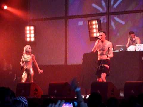 Die Antwoord - Zef Side/Beat Boy (Lowlands 2010)