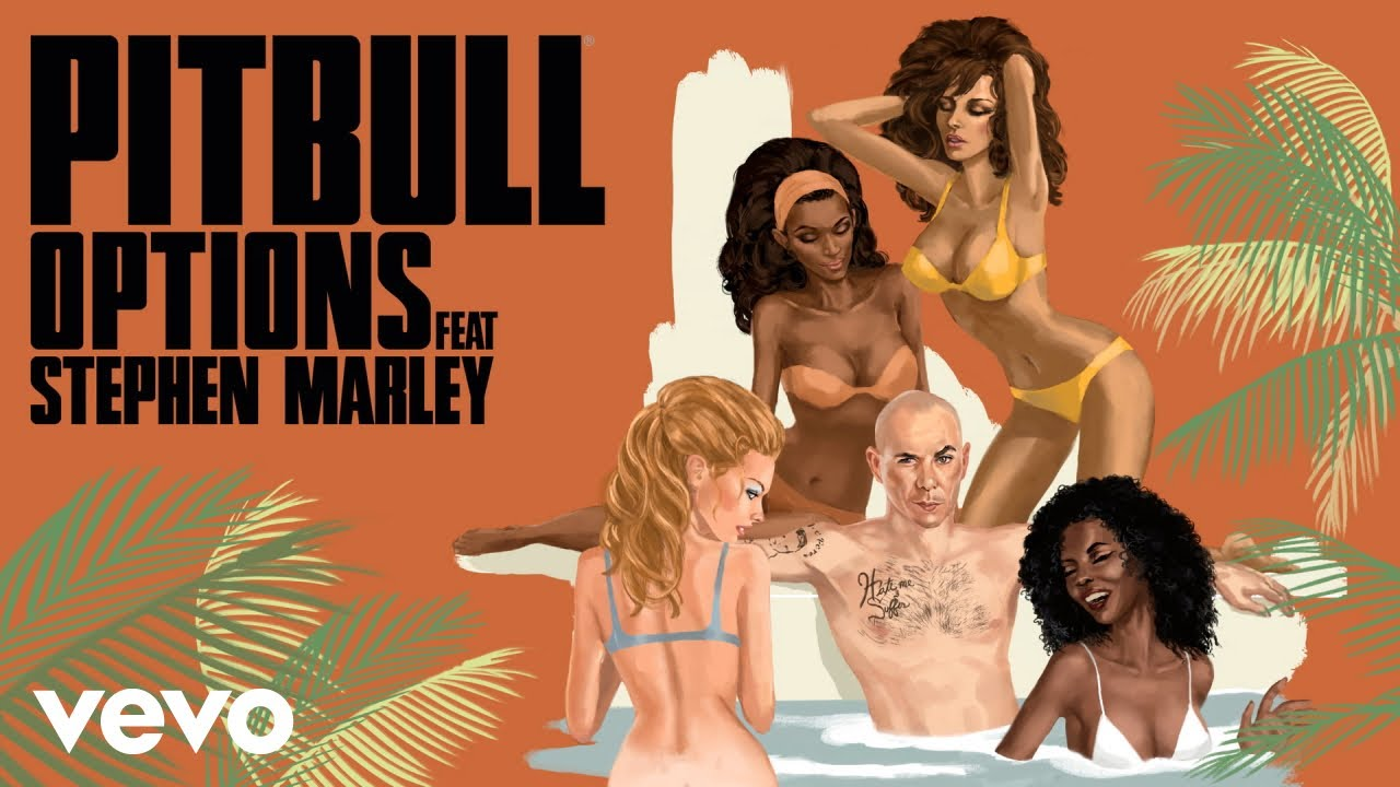 Pitbull - Options ft. Stephen Marley