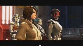 Ch 2 Part 1, Taris, The Grey Sith Warrior [Lawful Neutral] SWTOR