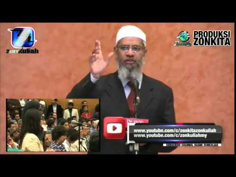 [LIVE][081115]Dr Zakir Naik Live in Tokyo (II)