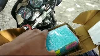 #Flipkart honour 7s unboxing in the road