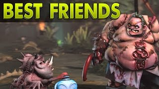 Dota 2 Best Friends [SFM]