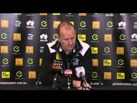 Ken Hinkley post game press conference - Round 15, 2014 v Adelaide
