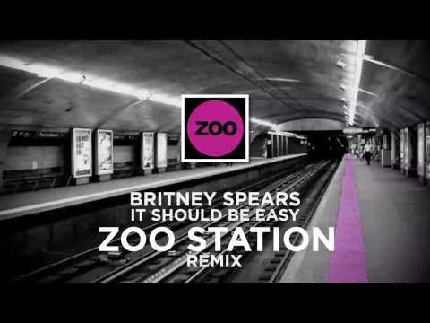 Britney Spears - It Should Be Easy feat. will.i.am (Zoo Station Remix)