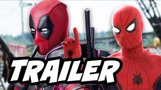 Deadpool Kills All Marvel and DC Movies Trailer