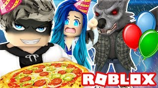 I didn't expect this... Roblox House Party Story!
