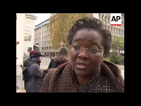Amnesty International highlights DRCongo strife, demo