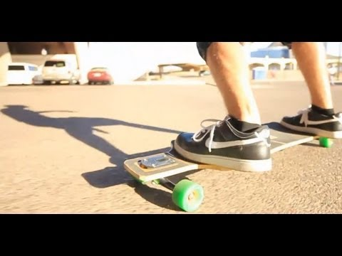 Phoenix Longboarding: Slide Clinic 23
