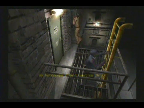 Resident Evil Outbreak File#1- Playstation 2-Parte 17