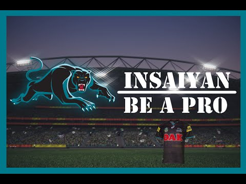 Rugby League Live 3 - Be A Pro ep.106