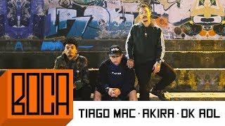 Tiago Mac, Akira Presidente & Dk ADL - Quem Dera Ser