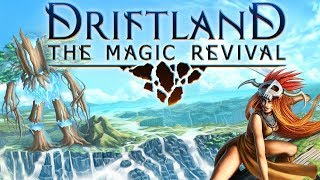 Driftland The Magic Revival - Real Time 4Xish Island Hopping City Builder