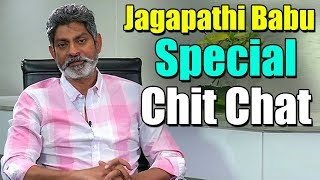 Special Chit Chat  With Actor Jagapathi Babu | Completes 30 Years in Film Industry