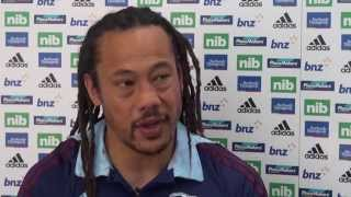 Blues coach Tana Umaga discusses the 2016 Super Rugby squad | Super Rugby Video