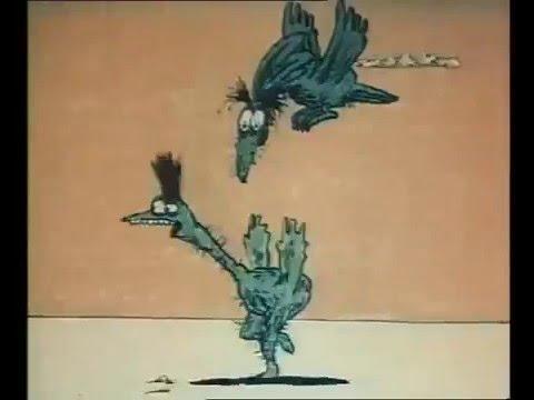 Страус не летает - страус бегает. И еще как бегает!