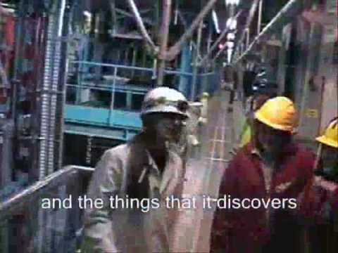 Rappin' about CERN's Large Hadron Collider! Links below... Apparently YouTube fixed the sound! Still, Will Barras made two options trying to get around the o...