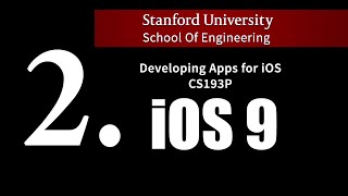 Stanford - Developing iOS 9 Apps with Swift - 2. Applying MVC
