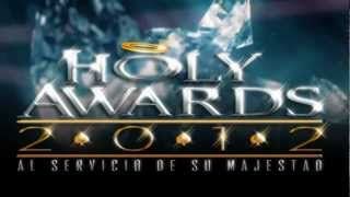 Holy Awards 2012