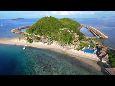 Huma Island Resort & Spa, Palawan, Philippines (Fülöp-szigetek)