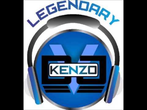 LEGENDARY VDJ KENZO AFRO FUSION 2017 MIXTAPE
