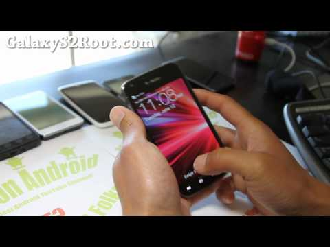 How to Unroot/Unbrick to ICS Stock on T-Mobile Galaxy S2 SGH-T989!