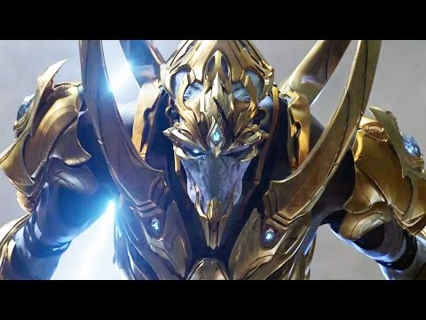 StarCraft 2: Legacy of the Void - Начало игры