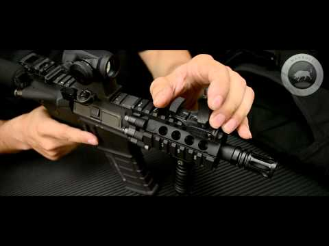 Madbull Airsoft (HD) - Daniel Defense RIS II RAIL 4.0