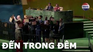 Giám sát viên Liên Hiệp Quốc bí mật đến Việt Nam theo dõi tin tức thời sự #VoteTv