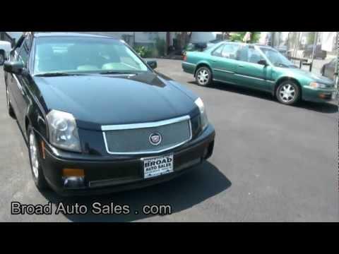 2003 Cadillac 3.2 CTS Sedan