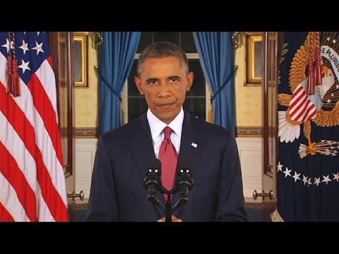Barack Obama prêt à traquer l'État islamique jusqu'en Syrie