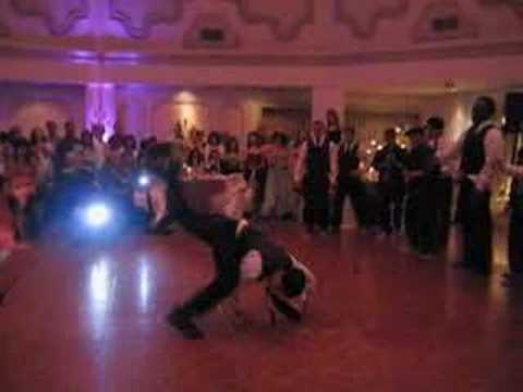 Wedding Breakdance Video