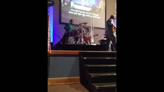 "Church Cover: ""If He Did It Before....Same God"" by Tye Tribbett"