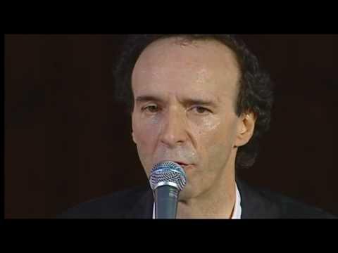 Roberto Benigni – Canto 1 Divina Commedia