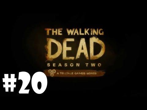 The Walking Dead Season 2 - Part 20 - Sarah's Dead..