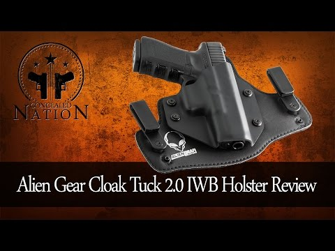 Holster Review: Alien Gear Cloak Tuck 2.0   Concealed Nation