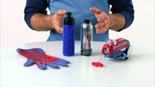 """Amazing Spiderman"" Mega Blaster Web Shooter Only at Toys""R""Us!"