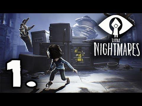 LITTLE NIGHTMARES SECRETS OF THE MAW - THE DEPTHS #1 - GAMEPLAY ESPAÑOL