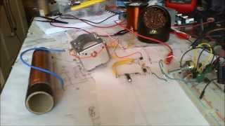 Effects of Ferrite Rod on TA7642 home made radio