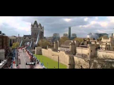 London Marathon 2016 Only MEN'S ELITE RACE
