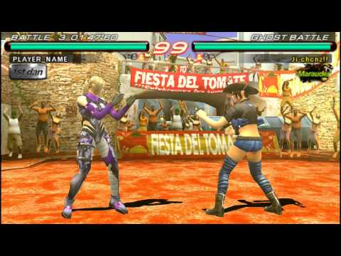 Tekken 6 emulation vs PPSSPP emulator,60FPS!!!