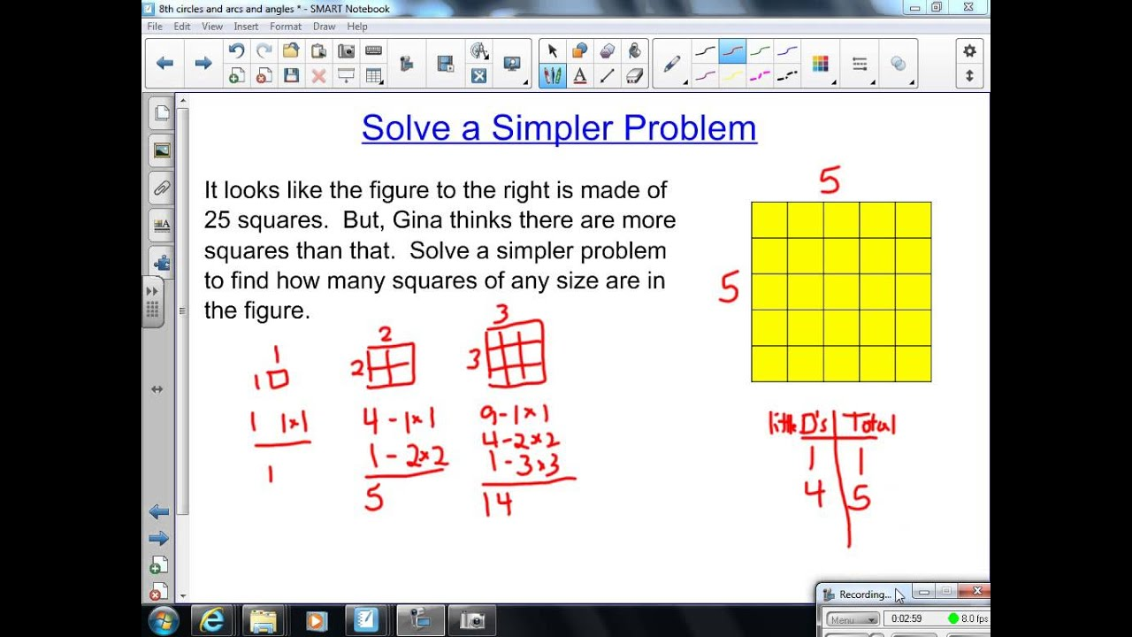 Math Solving Problem