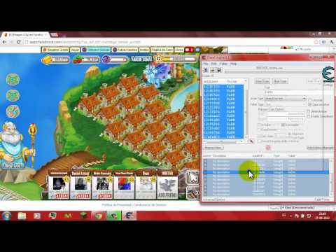 Granjas Y Habitas Infinitas En Dragon City Con Cheat Engine 6.1