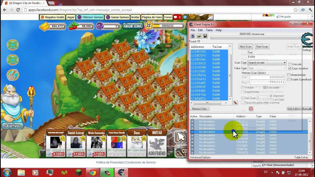 Hack dragon city Granjas Infinitas (FUNCIONA) - YouTube