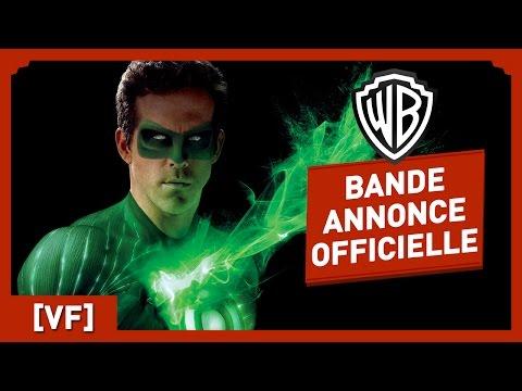 Green Lantern - Bande Annonce 2 Officielle (VF) - Ryan Reynolds / Blake Lively / Peter Sarsgaard thumbnail
