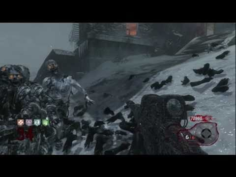 CoD: Black Ops - The Zombie Slayer Lvl.34 on Call of the Dead Music Videos