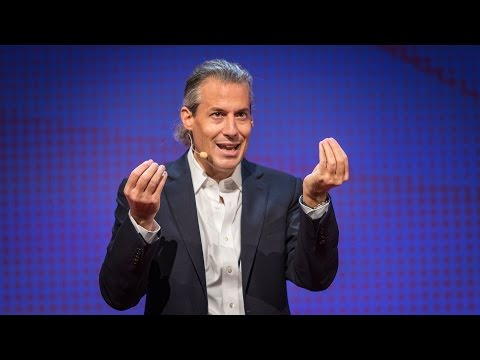 Gianluca Ambrosetti: Solving the Energy Crisis One Sunflower at a Time at TED@IBM