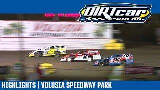 DIRTcar UMP Modifieds Volusia Speedway Park February 6, 2018 | HIGHLIGHTS