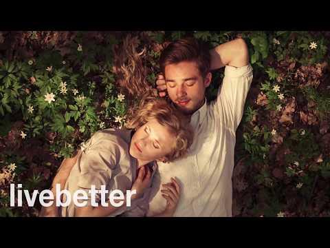 Romantyczna łagodna Muzyka Relaksująca Być Powolne Lub Spania Para 2016