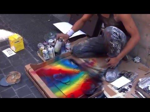 уличные художники #1